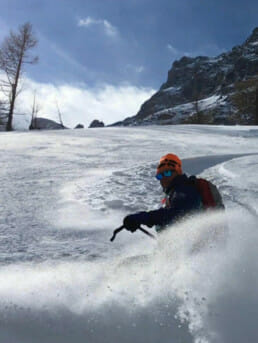 Sci fuoripista Valle d'Aosta - www.heli-ski.it