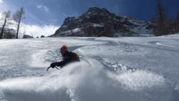 Powder Valle d'Aosta - www.heli-ski.it