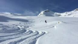 Neve fresca Valle d'Aosta - www.heli-ski.it