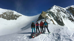 Freeride Courmayeur - www.heli-ski.it