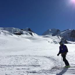 Heliski Cervinia sci ghiacciaio - www.heli-ski.it