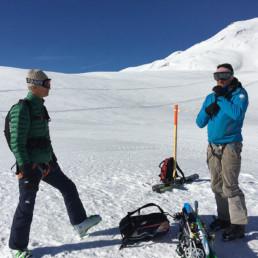 Helibattesimo La Thuile - www.heli-ski.it