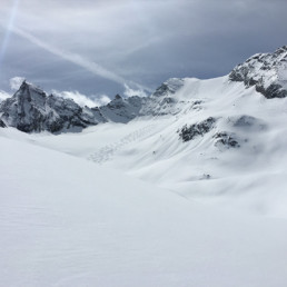 Heliski Valgrisenche neve fresca - www.heli-ski.it