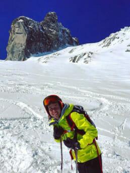 Cecilia Dardana, Heliski Valle d'Aosta - www.heli-ski.it
