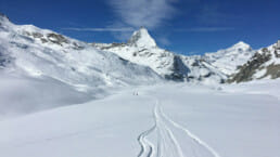 Sci fuoripista Cervinia - www.heli-ski.it