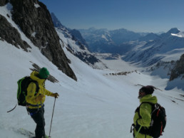 Heliski Courmayeur sci freeride - www.heli-ski.it